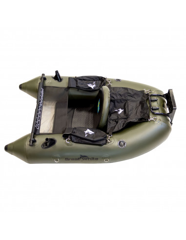 Gummibåt / Flytring IF170 Fiskebåt...