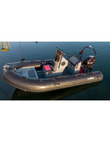 Begagnad Ribbåt RIB420 ALU Hypalon...