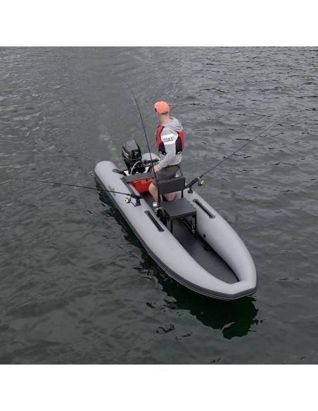 fishfinder 400 den ultimata gummibåten för dig som fiskar