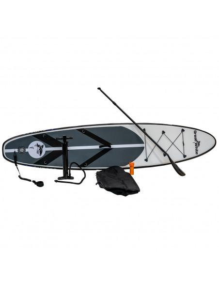 SUP330 paddleboard, paddelbräda, ståbräda.
