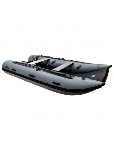 gummibåt med katamaranskrov