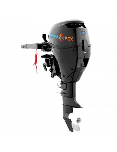 Seafox 9.9 utombordare elstart med inbyggt batteri