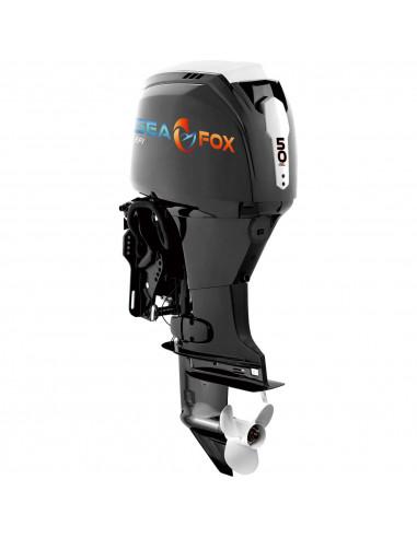 SeaFox 50Hk EFI utombordare med elektrisk powertrim och tilt.
