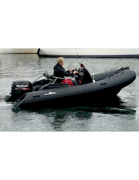 Båtpaket Ribbåt RIB420 Sport + Tohatsu 50HK AETL