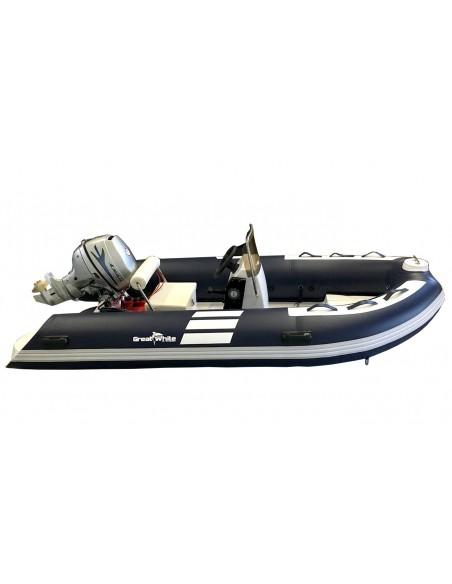 Ribbåt RIB360 Sport edition - Greatwhite
