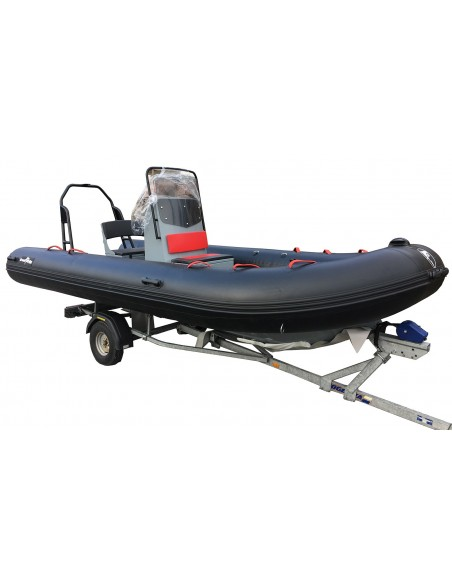 Båtpaket Ribbåt RIB510 Aluminium + Tohatsu 50HK AETL