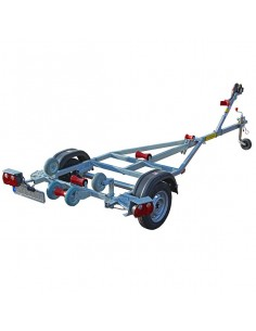 TK-trailer BT500 80Km/h