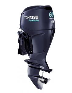 Tohatsu 60HK 4-takt Elstart, Reglage, Trim/tilt, Lång rigg BFT60AK1LRTU