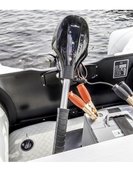 12V Elmotor / Trollingmotor 55Lbs, Saltvatten & Sötvatten