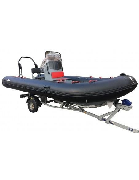 Båtpaket Ribbåt RIB510 Alu Ståsits + Tohatsu 50HK AETL