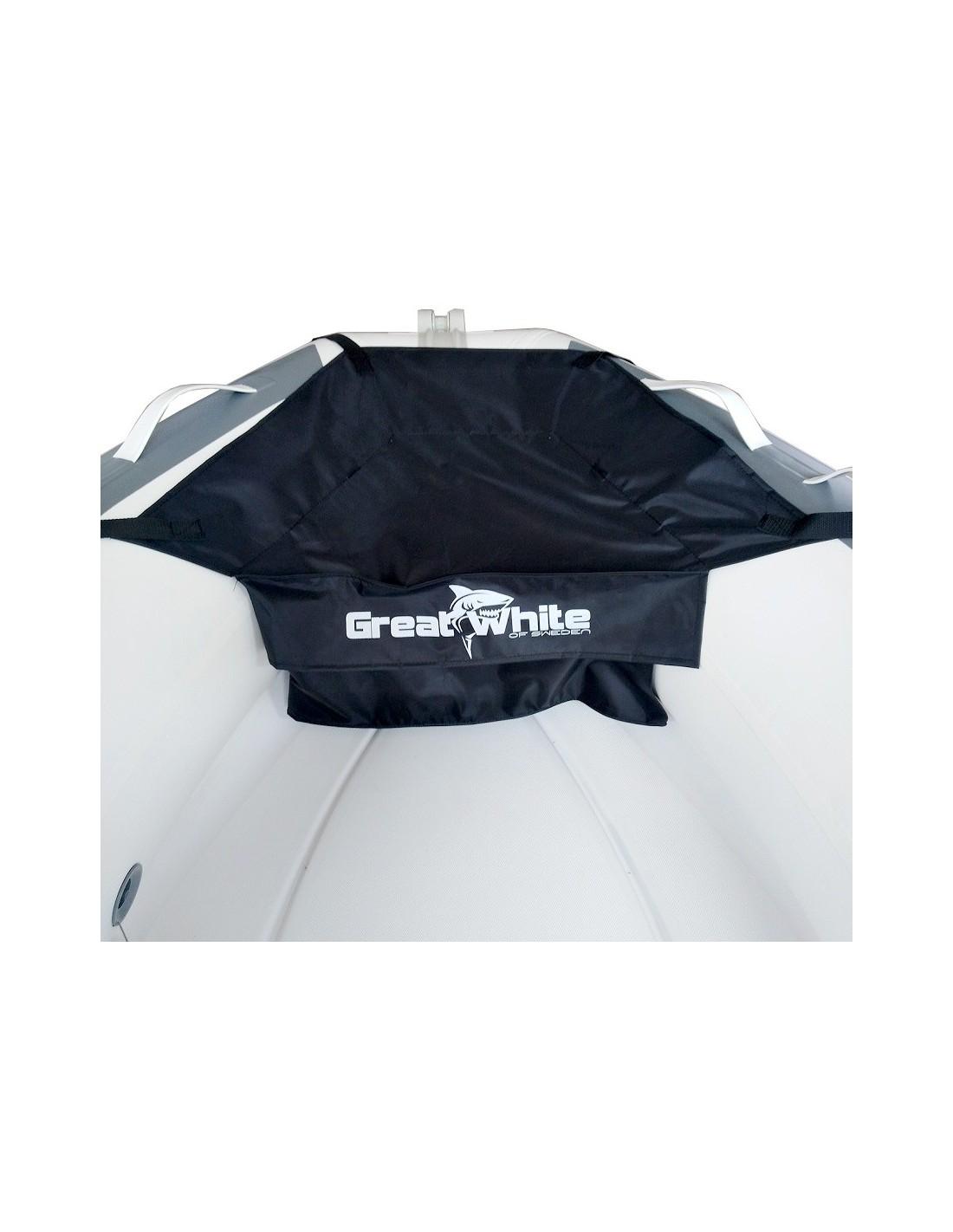 Greatwhite sits och förvaring till gummibåtar 230 - 330