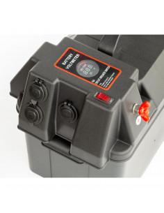 Batteribox med 2st...