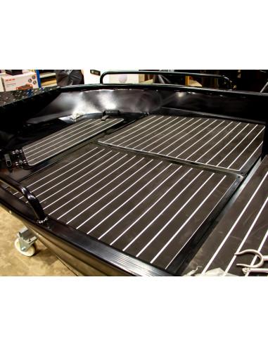 kastdäck till Greatwhite Xplorer 395 aluminiumbåt