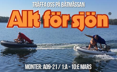 Båtmässan Allt För sjön 2019