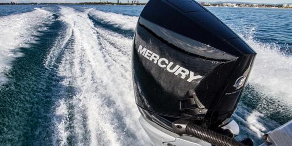Mercury utombordare nu hos Greatwhite